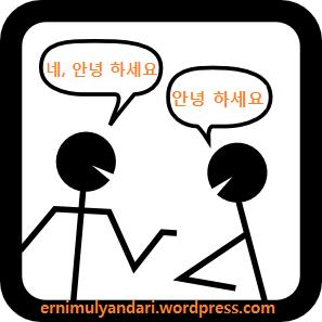 Sedikit Ungkapan Dalam Bahasa Korea Erni Mulyandaris Blog