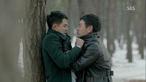 Pertengkaran Oh Soo dan Moo Chul