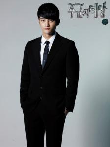 Seo In Guk sebagai Kang Woo2