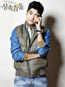 Park Hyung Shik sebagai Jo Myung Soo
