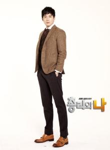 Ryu Jin sebagai Park Joon Ki (42)