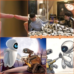 Manusia vs Alien