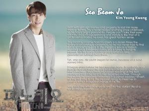 Kim Young Kwang sebagai Seo Bum Jo