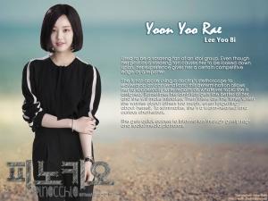 Lee Yoo Bi sebagai Yoon Yoo Rae