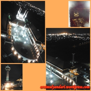 Masjid Agung Semarang dari Ketinggian 99 m 2